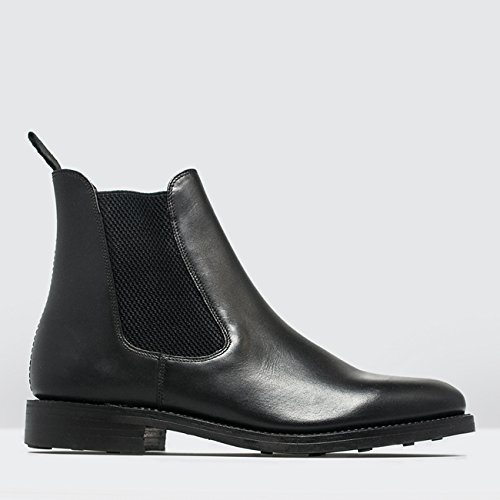 loake-blenheim-mens-chelsea-boots-uk11-eu46-us115-black-waxy