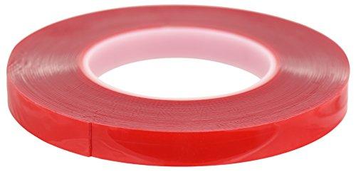 FiveSeasonStuff® Polyvalent Haute Résistance Acrylique Ruban adhésif double face pour réparation de téléphones mobiles, des véhicules automobiles, maison et jardin, industriel, bureau, atelier, garage. applications de surface pour le bois, le verre, le métal, les plastiques, les composites, foamex, les surfaces peintes (tailles disponibles de 3mm à 50mm et épaisseur 0.2mm ou 1mm) chaque bande est de 10mètres de long (20mm x 1mm)