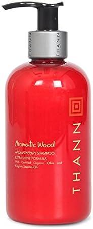 شامبو ثانجو الخشبي العطري - تركيبة فائقة اللمعان.