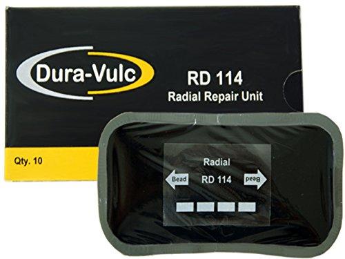 1-pezzi-Radial-riparazione-cerotto-rd114-150-X-80-mm-von-der-marca-dura-VulcriparazioneRadial-pneumaticiTubotubo-Losepneumatico-gomma-speziall-miscelaregolazione-facilecerottoriparazione-stellePneumat