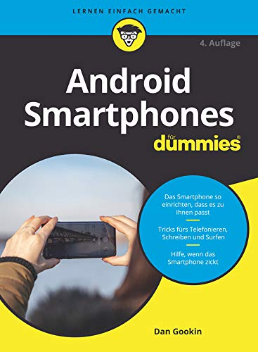 Android Smartphones für Dummies (German Edition)