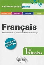 Français Premières Toutes Séries