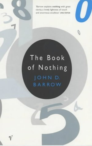 The Book Of Nothing by John D. Barrow (2001-07-05)