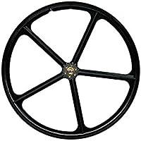 Pepita Bikes - Llanta aspa / rueda palos negra (trasera) (trasera)