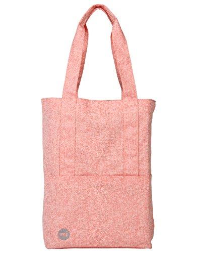 Mi-Pac Mi-Pac Tote Crepe Strandtasche, 40 cm, Rosa (Coral)