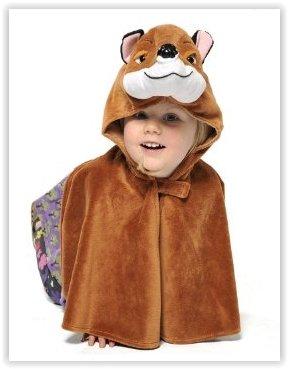 Les tout-petits Enfants Fantastic Mr Fox Cap costume de fantaisie Dress Semaine du livre 3-6 ans