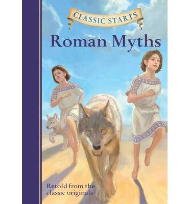 [( Roman Myths (Classic Starts) By Namm, Diane ( Author ) Hardcover Jan - 2014)] Hardcover