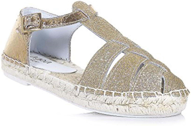 LAGOA -   dorée en cuir et ceux glitter, idéale pour ceux et qui cherchent une création de qualité, Fille, Filles...B06ZYZ32P7Parent 65281b
