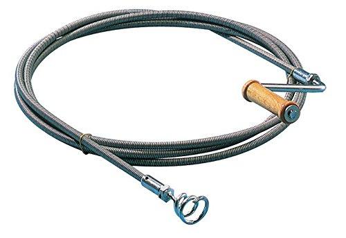 Value Brand Rohrreinigungswelle D.12mm L.10m Krallen-D.50mm m.Stahlkupplung
