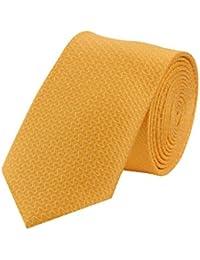 Tiekart Men Blue Skinny Slim Tie