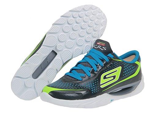 Skechers - Go Fit Tempo, Sandali Donna Blu