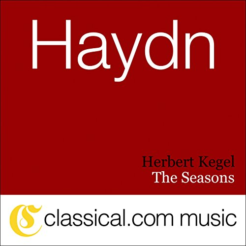 Franz Joseph Haydn, The Seasons, Hob. XXI:3