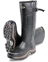 93a935c935f Dirt Boot Neoprene Rubber Wellington MUCK Boot PRO Sport Hunt Zip Black