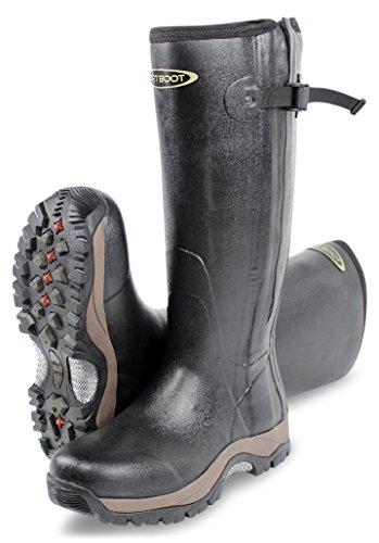 dirt-boot-neoprene-rubber-wellington-muck-boot-pro-sport-hunt-zip-black-size-12-46