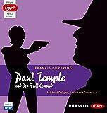 Paul Temple und der Fall Conrad (mp3-Ausgabe): Hörspiel mit René Deltgen, Annemarie Cordes u.v.a. (1 mp3-CD) - Francis Durbridge