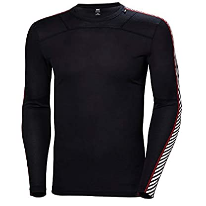 Helly Hansen HH Lifa Crew, Performance Base Layer for Men, Lightweight Insulation and Comfort 1