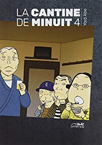 La Cantine de Minuit Edition simple Tome 4