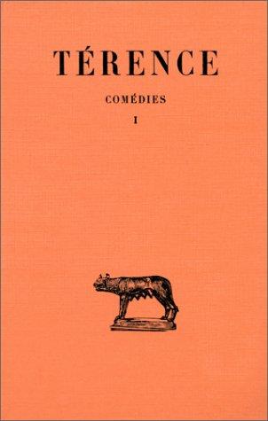 Comédies, tome 1. Andrienne - Eunuque