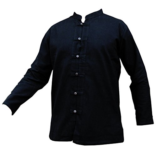 Fisher-Shirt RZI-01, Black, XL, longsl. -