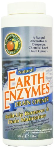 Earth Friendly Products Earth Friendly Products Earth Enzymes Drain Opener 32-Ounces by Earth Friendly Products