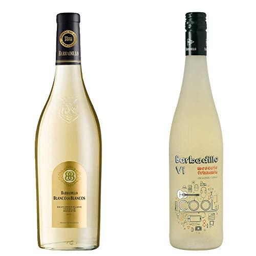Blanco De Los Blancos Y Barbadillo Vi - Vinos De La Tierra De Cádiz - 2 Botellas De 750 Ml