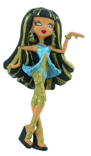 Toppers Monster High Cleo de Nile 11cm