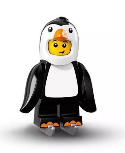 lego Serie 16 Pinguin -Anzug Kerl