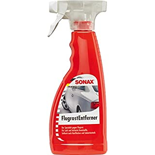 SONAX 513200 Flugrost-Entferner 500 ml, Sprühflasche