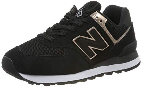 4v2 Sneaker, Schwarz Black, 38 EU ()
