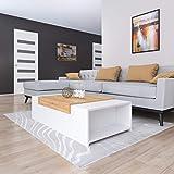 GLmeble Table basse pour salon Design moderne de haute qualité Table basse pour l'aménagement d'un bureau à domicile