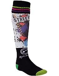 Optimum Hombre Tija de Sox Rugby Calcetines-Street, todo el año, color Varios colores - Mehrfarbig - Street, tamaño no aplicable