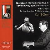 Beethoven - Piano Concerto No 5; Tchaikovsky - Symphony No4