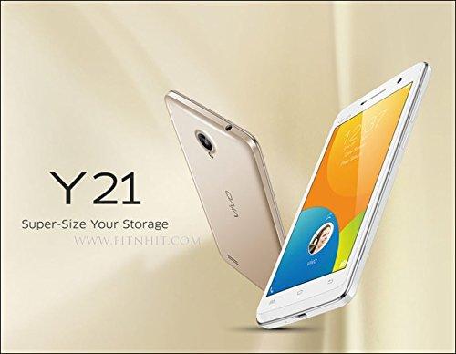 VIVO Y21 WHITE HIFI & SMART SMARTPHONE 16GB ROM 128 EXP OTG SUPPORT