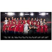 FC Bayern München Poster/Mannschaftsposter *** Team *** 2018/19