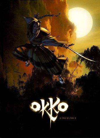 Okko, Tome 2 : Le cycle de l'eau : Deuxième partie, Edition spéciale en noir et blanc