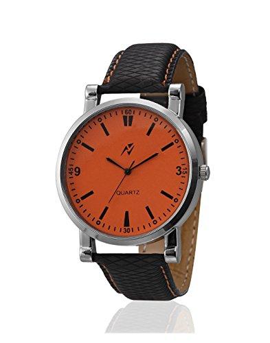 Yepme Yan Men's Watch - Orange/Black -- YPMWATCH1404 image