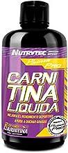 L-Carnitina Liquida 500 ml Naranja. Nutrytec.
