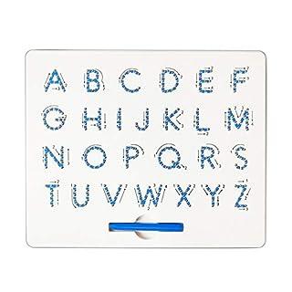 Acutty Baby Kindergekritzel Magnetisches Zeichnungs Auflage Brett Spielt Alphabet Zahl Pädagogisches Schreiben Geschenk