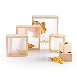Guidecraft Magnification Blocks Set