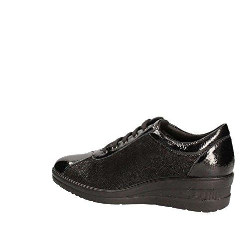 ENVAL 8961 Sneakers Donna Nero
