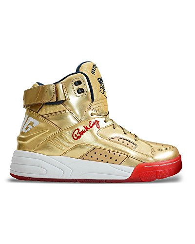 ewing athletics ECLIPSE GOLD MEDAL GAME gold navy red