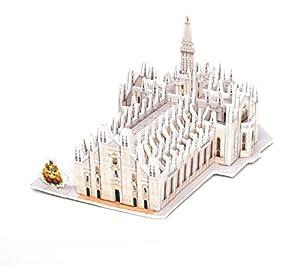 Expo Milano 2015 - Puzzle 3D, Catedral Pequeño Milan