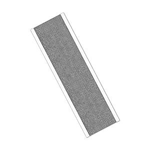 TapeCase 433 – Cinta adhesiva de aluminio y silicona de alta temperatura, 5 cm x 22 cm, rectangulares, 0,91 cm de grosor…