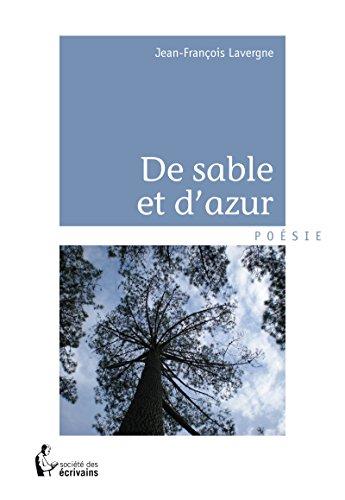 De sable et d'azur (- SDE) (French Edition)