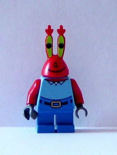 Lego SpongeBob Squarepants Mini Figure - Mr Krabs