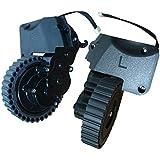 Baoblaze 2 pcs Ruedas de Motor Piezas de Repuestos de Aspiradoras para Ilife A4 A4s