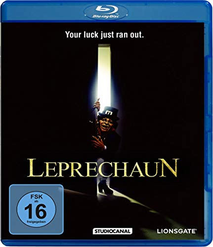 Leprechaun 1 [Blu-ray] (1 Teil Halloween 5 Film)
