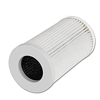 HEPA Air Filter ,Anion Activated Carbon Filter For Air Purifier Captures Of Airborne Pollutants