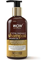 WOW Total Radiance No Parabens Sulphate Silicone Shampoo 3