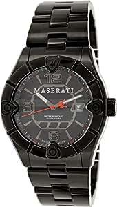 MASERATI - Montre MASERATI Acier - Homme - 45 mm
